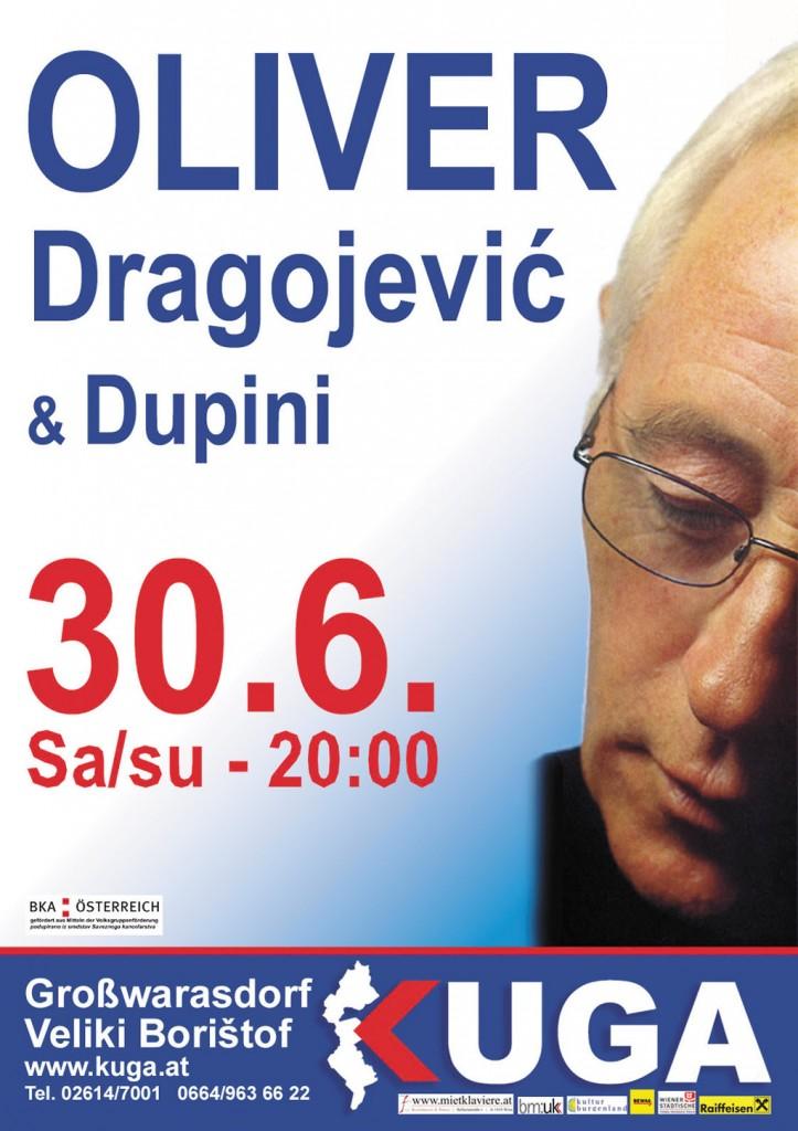 Oliver Dragojević & Dupini