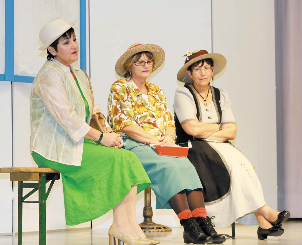 Deset ljet kazališna grupa Vulkaprodrštof