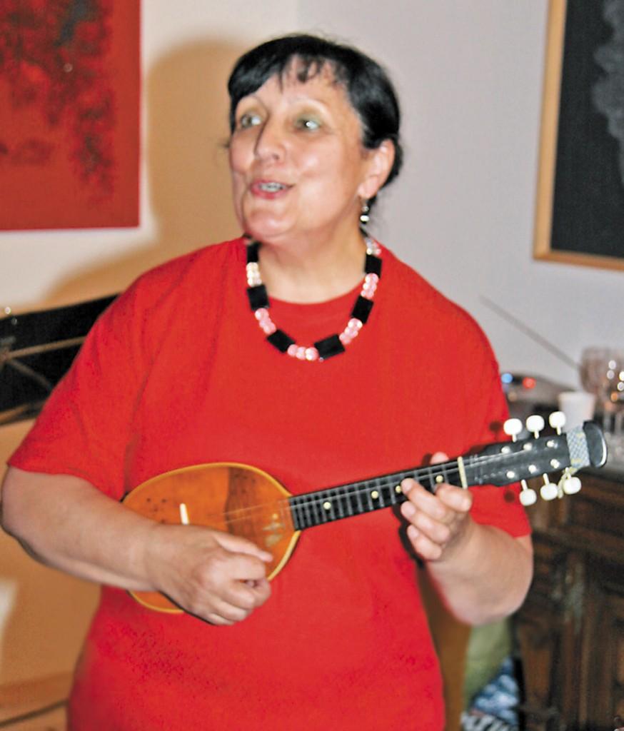 Gizela Čenar